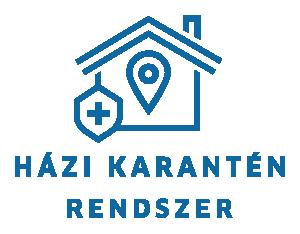 Házi Karantén Rendszer Logo